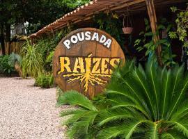 Pousada Raizes, guest house in Sao Jorge