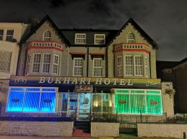 Bukhari Hotel, hotel near Sandcastle Waterpark, Blackpool