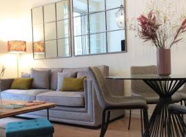 KEYFAMILY Luxury Plaza Teatro Free Parking 2R, hotel di lusso a Málaga