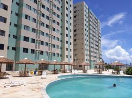 Apartamento BEIRA-MAR com 2 quartos, self catering accommodation in Maceió