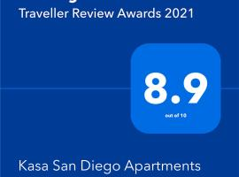 Kasa San Diego East Village Apartments, apartment in San Diego
