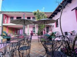 Casa Rosa Hotel & Spa, hotel in San Cristóbal de Las Casas