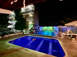 Inter Hotel, hotell sihtkohas Tolú