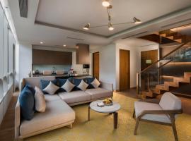 Hyatt Delhi Residences, luxury hotel in New Delhi