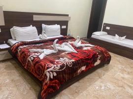 HOTEL VISTA AMRITSAR, отель в Амритсаре
