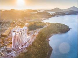 Yeosu Ocean Hill Hotel, hotel in Yeosu