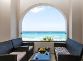Marilyn Apartments, hotel with pools in Rethymno Town