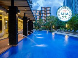Altera Hotel and Residence by At Mind, hotel in Pattaya