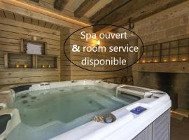 Le Patio & Spa, guest house in Saumur