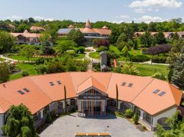 Kolping Hotel Spa & Family Resort, hotel poblíž významného místa Budhistická stúpa, Hévíz