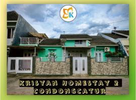 Krisyan Homestay Unit II, pet-friendly hotel in Yogyakarta