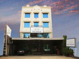 HOTEL THE LEAGUE, hotel in Gurgaon