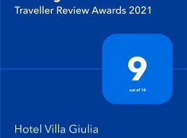 Hotel Villa Giulia, hotel a Valmadrera