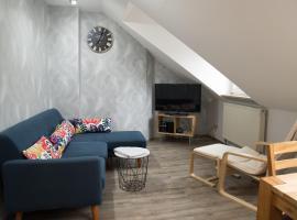 Ferienwohnungen Wittmann, Wohnung 2 OG., für bis zu 3 Personen, apartment in Bad Staffelstein