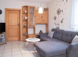 Ferienwohnungen Wittmann, Wohnung 1.OG, apartment in Bad Staffelstein