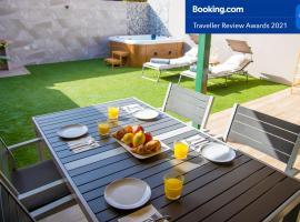 Villa Situada En Sonneland Gran Canaria,, golfhotel in Maspalomas