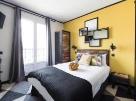 Madrigal, hotel in 15th arr., Paris