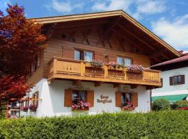 Haus Huber, Ferienwohnung in Reit im Winkl