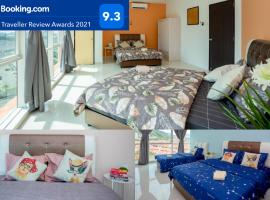 Sweet and Relaxing Homestay, hotel near Queensbay Mall, Bayan Lepas