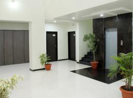 HOTEL NEW BHARTI, отель в Аурангабаде