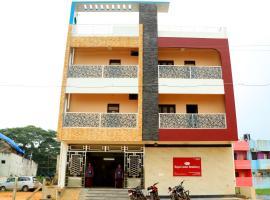 Royal Castle Residency, apartment in Pondicherry