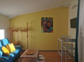 Studio indépendant au calme avec parking privatif, hotel near Castres-Mazamet Airport - DCM,