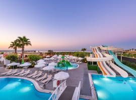 White City Resort Hotel - All Inclusive, отель в Авсалларе