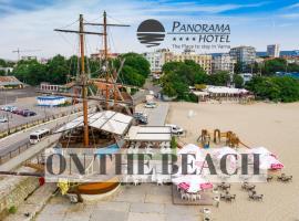 Panorama Hotel, hotel in Varna City