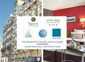 Hotel Trianon Rive Gauche, hotel in Paris
