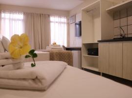 Caravaggio Praia Hotel, hotel em Florianópolis