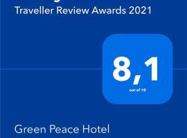 Green Peace Hotel, hotel near Nha Trang Airport Bus Station, Nha Trang