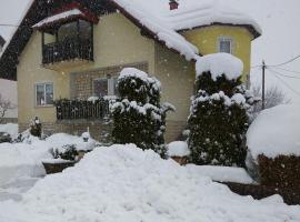 Apartment Petra, hotel u Mrkoplju