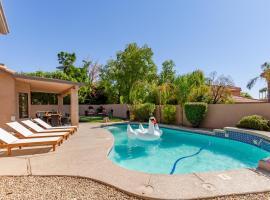 Scottsdale - 5821 E Aire Libre Ave, villa in Phoenix