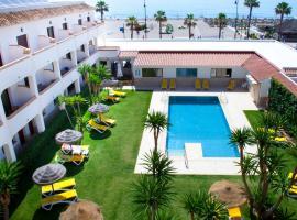 Hotel Tarik, hotel in Torremolinos