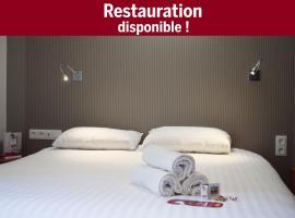 ベスト ホテル ランス ラ ポンペーレ、ランスのホテル