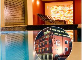 ArdoSpa Hotel and Restaurant, hotel Szarnicában