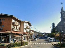 Apartamentos Vista da Rua Coberta, hotel near Snowland Gramado, Gramado