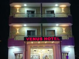 Venus Hotel, hotel v destinaci Wadi Musa