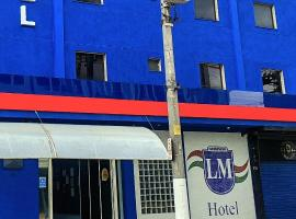 LM Hotel, hotel near Rua Vinte e Cinco de Marco, Sao Paulo