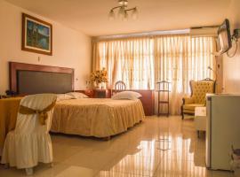Hotel Sol del Oriente Pucallpa, hotel in Pucallpa