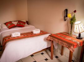 """""""Hotel Collons Chachapoyas"""", hotel in Chachapoyas"""