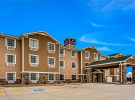 Cobblestone Hotel & Suites - Cozad, hôtel à Cozad