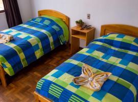 Downtown Hotel, hostel in La Paz