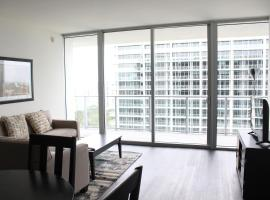 Jackson Health District 30 Day Stays, apartment in Miami