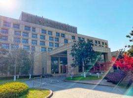 Jinling Riverside Hotel, hotel in Nanjing