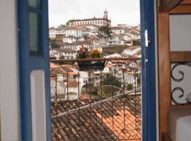 Hospedaria Mineira Hostel Pousada, hotel em Ouro Preto