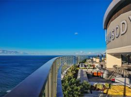 Serain Residences On Surfers, apartment in Gold Coast