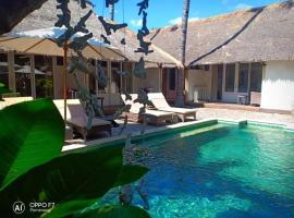 Soul Villas, hotel en Gili Air