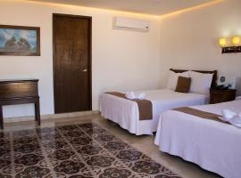 El Navegante, hotel en Campeche