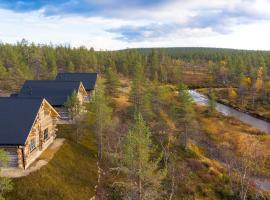 Wilderness Hotel Muotka & Igloos, hotelli Saariselällä